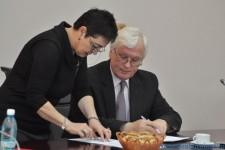 Adriana Pietrareanu si dr. Dorel Nicolescu