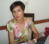 Alina Badulescu, director DGASPPC Buzau