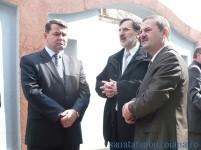 Autoritatile buzoiene sprijina finantarea spitalului Sf. Sava