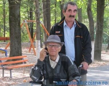 Persoane cu dizabilitati institutionalizate