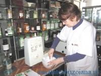 Farmacist Doina Nenu