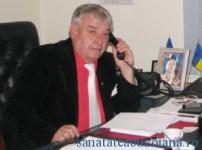 Ec. Dumitru Popescu, manager Sp. Sapoca