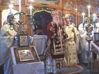 IPS Epifanie va sluji astazi, in Biserica Sf. Stefan din Buzau