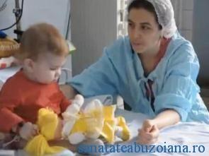 cea mai tanara pacienta a dr. Irinel Popescu