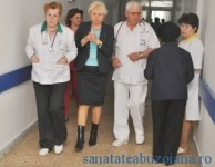 Medici si asistente Sectia Pediatrie