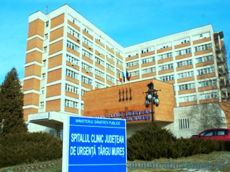 spitalul clinic oftalmologie tg mures