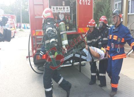 simulare incendiu spital smurd scandal sju buzau (48)