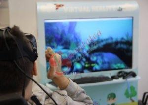 Rezultate promițătoare în terapia virtuală a copiilor cu boli incurabile