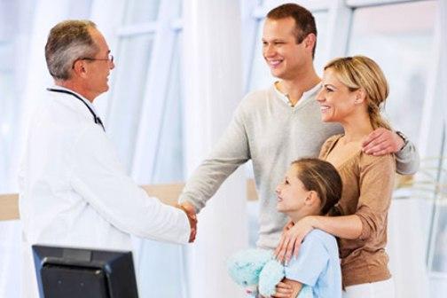 medic de familie – pacienti