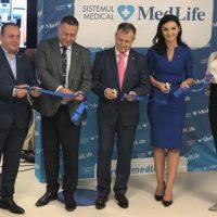 Inaugurare MedLife Oradea
