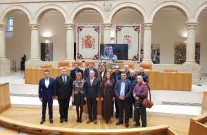 Colaborarea Județului Buzău cu Regiunea spaniolă La Rioja prinde contur