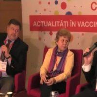 Dr. Alexandru Rafila, dr. Adriana Pistol si dr. Adrian Streinu Cercel