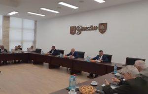 Consiliul Județean Buzău, convocat în ședință ordinară