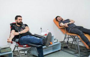 Românii donează sânge din dorința de a face o faptă bună
