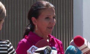 Sorina Pintea, înduioșată de pacienții aflați sub incidența Codului penal, la Ojasca