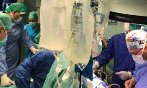 """Încă trei vieți salvate de un """"donator înger"""" din Bihor"""