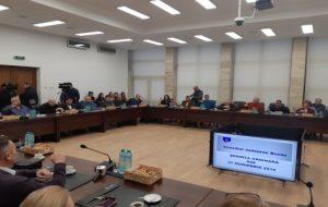 """Ședință ordinară a Consiliului Județean Buzău, """"cu ușile închise"""""""