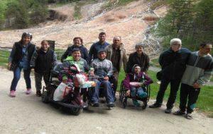 Centrul naţional de activităţi pentru persoane cu dizabilităţi își primește azi primii oaspeți