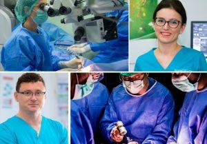 Medicii Spitalului Militar Central au efectuat 75 de transplanturi în 2019