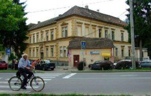 Lifturile spitalului din Sighișoara devin piese de muzeu