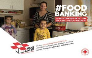 Donațiile pentru Banca de Alimente au crescut considerabil după relansarea programului