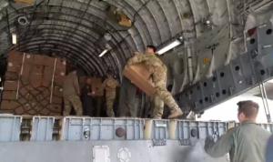COVID-19: Încă 45 de tone de echipamente de protecție au ajuns în țară