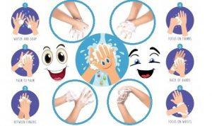 Să ne spălăm pe mâini!