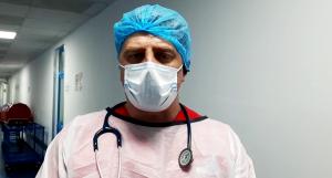 Dr. Adrian Zoican, șeful UPU Buzău, internat în spital cu Coronavirus