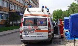 S-a redeschis Secția Medicină Internă din Spitalul Județean de Urgență Buzău