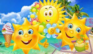 Zâmbete în vacanță