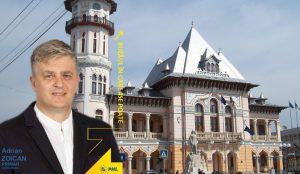 INTERVIU: Dr. Adrian Zoican – primarul de care Buzăul are nevoie