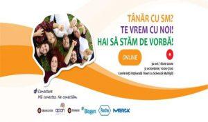 Invitație la Conferinţa Naţională a Tinerilor cu Scleroză Multiplă