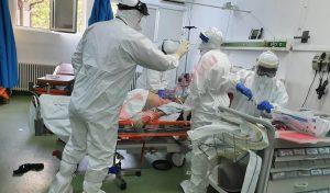 Creștere alarmantă a numărului victimelor COVID la Buzău