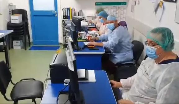 medici buzoieni, apel la munca decenta