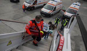Încă trei bebeluși din România, salvați la clinica italiană San Donato