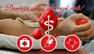 Buzăul se menține în topul donatorilor de plasmă, dar spitalele au nevoie de sânge ca de aer