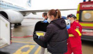 Copiii se implică în achiziționarea primei ambulanțe aeriene din România