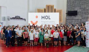 """Programul """"MOL pentru sănătatea copiilor"""" a dat startul celei de-a 13-a ediții"""