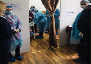 Buzăul, sub media pe țară la vaccinarea anti-Covid