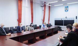 Reprezentanții federației Sanitas au avut o primă rundă de discuții cu ministrul Muncii