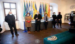 Muzeul UMFST Târgu Mureș își așteaptă primii vizitatori