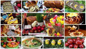 """Știi și câștigi sănătate: Masa de Paști, o tradiție cu multe beneficii nutriționale dacă este """"asezonată"""" cu cumpătare"""