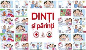 Crucea Roșie și Colgate învață părinții cum să aibă grijă de sănătatea orală a copiilor
