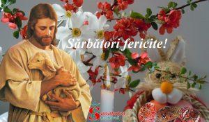 Sărbători Pascale fericite! Creștinii pot merge la slujba de Înviere fără restricții de deplasare