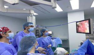 Premieră națională în domeniul transplantului hepatic