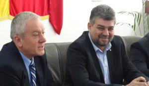 """Marcel Ciolacu: """"Îl susțin 100% pe Constantin Toma în realizarea obiectivului de unire a Buzăului cu comuna Țintești!"""""""