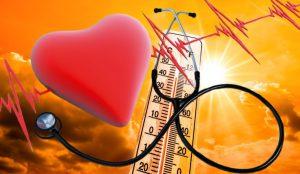 Știi și câștigi sănătate: Inima și canicula