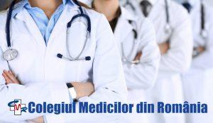 Modificări privind eliberarea certificatului de membru al Colegiului Medicilor din România