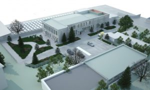 Consiliul Județean Buzău își modernizează sediul, cu bani europeni