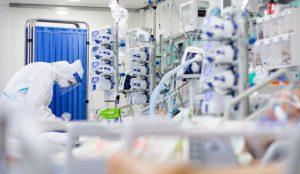 Spitalele modulare de la Lețcani și Pipera au primit primii pacienți